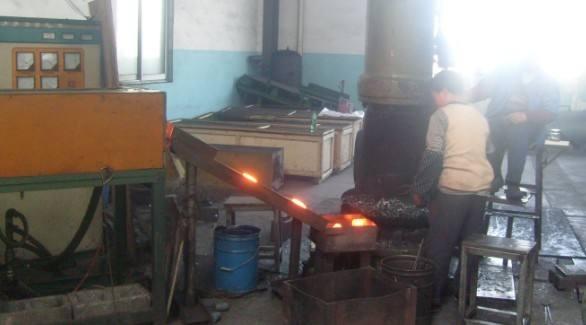 加熱-銅鍛件