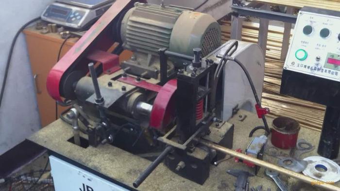 自動下料機-銅鍛件